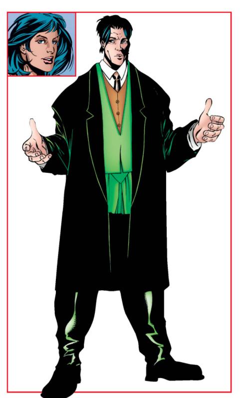 Jacob Gavin, Jr. (Earth-616)