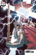 King Thor Vol 1 1 Kubert Variant