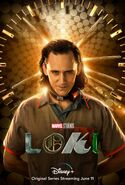 Loki (TV series) poster 001