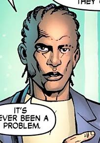 Lonnie Shakespeare (Earth-616)