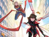 Marvel Action: Captain Marvel Vol 1 4