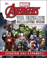 Marvel Avengers The Ultimate Character Guide Vol 1 2