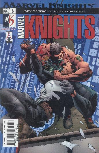 Marvel Knights Vol 2 6
