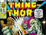 Marvel Two-In-One Vol 1 23