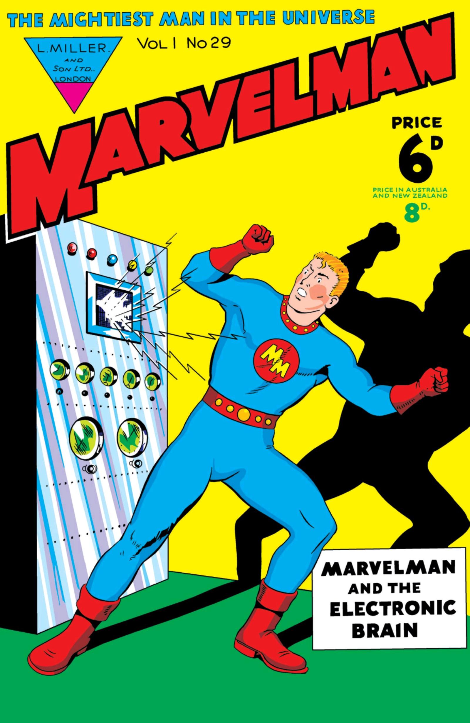 Marvelman Vol 1 29
