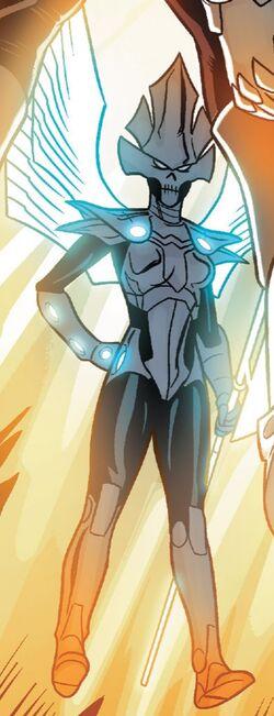 Misa (Earth-616) from Guardians of the Galaxy & X-Men Black Vortex Alpha Vol 1 1 001.jpg