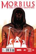 Morbius The Living Vampire Vol 2 8