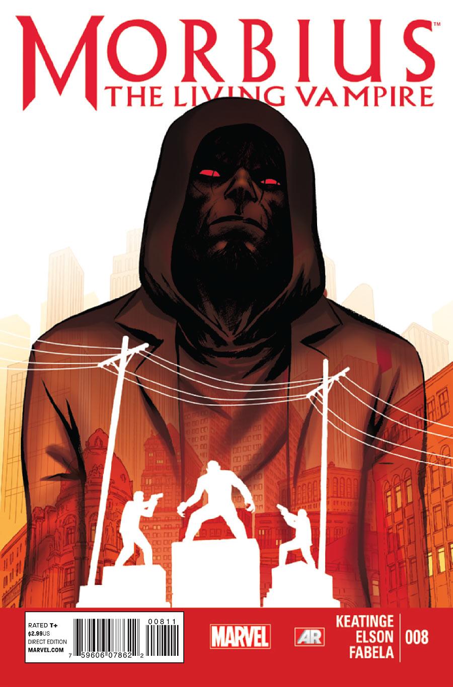 Morbius: The Living Vampire Vol 2 8