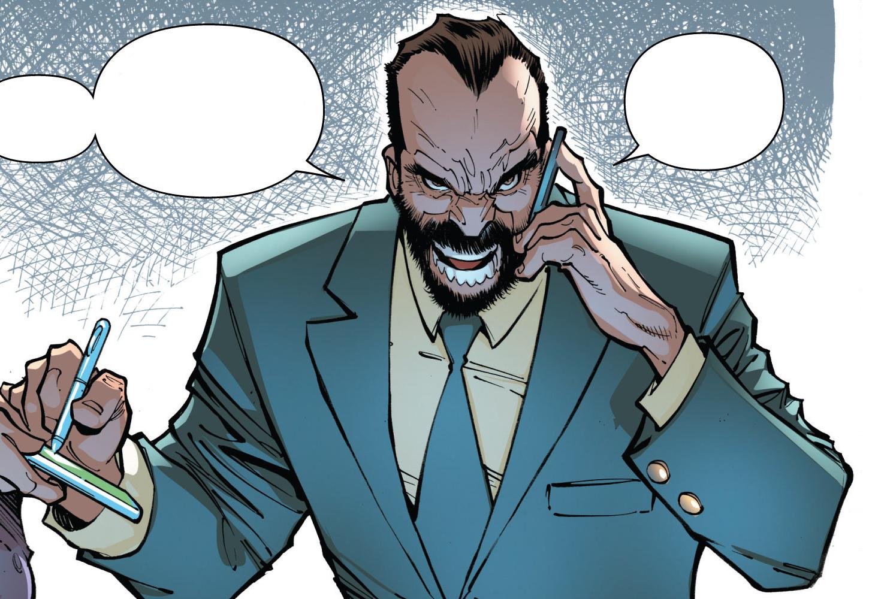 Mr. Simmons (Earth-616)