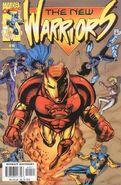 New Warriors Vol 2 9