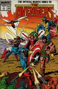 Official Marvel Index to Avengers Vol 1 2