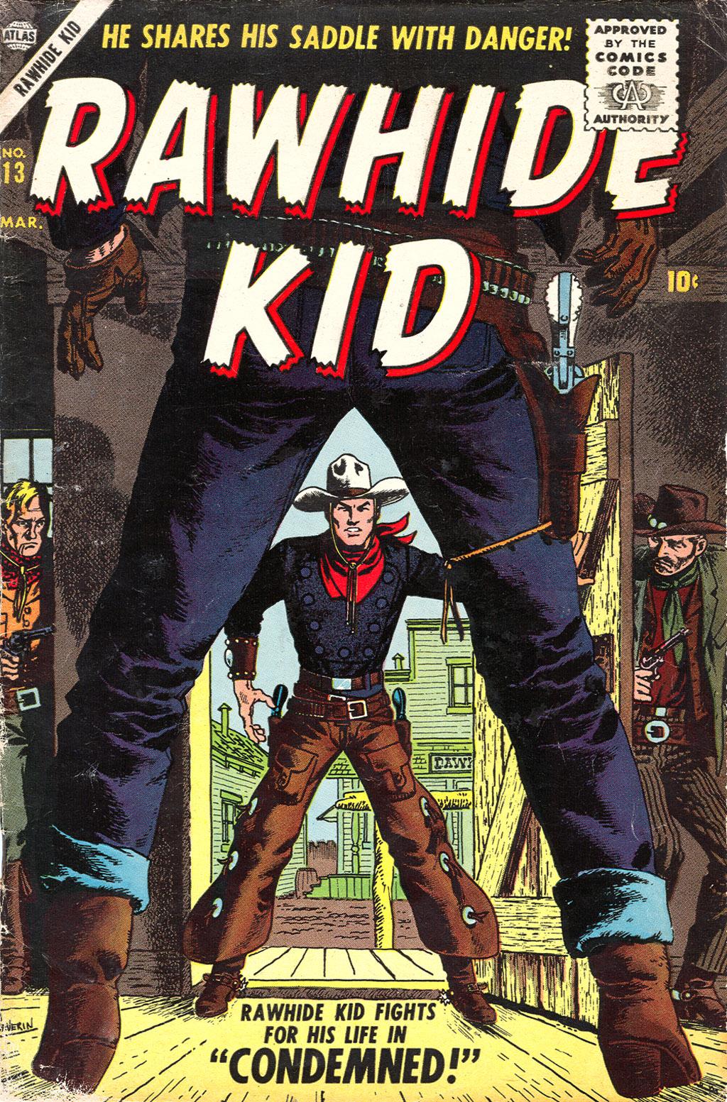Rawhide Kid Vol 1 13