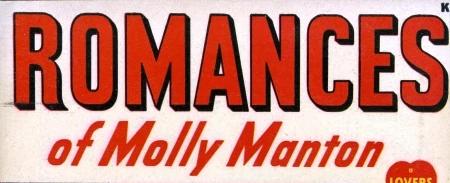 Romances of Molly Manton Vol 1