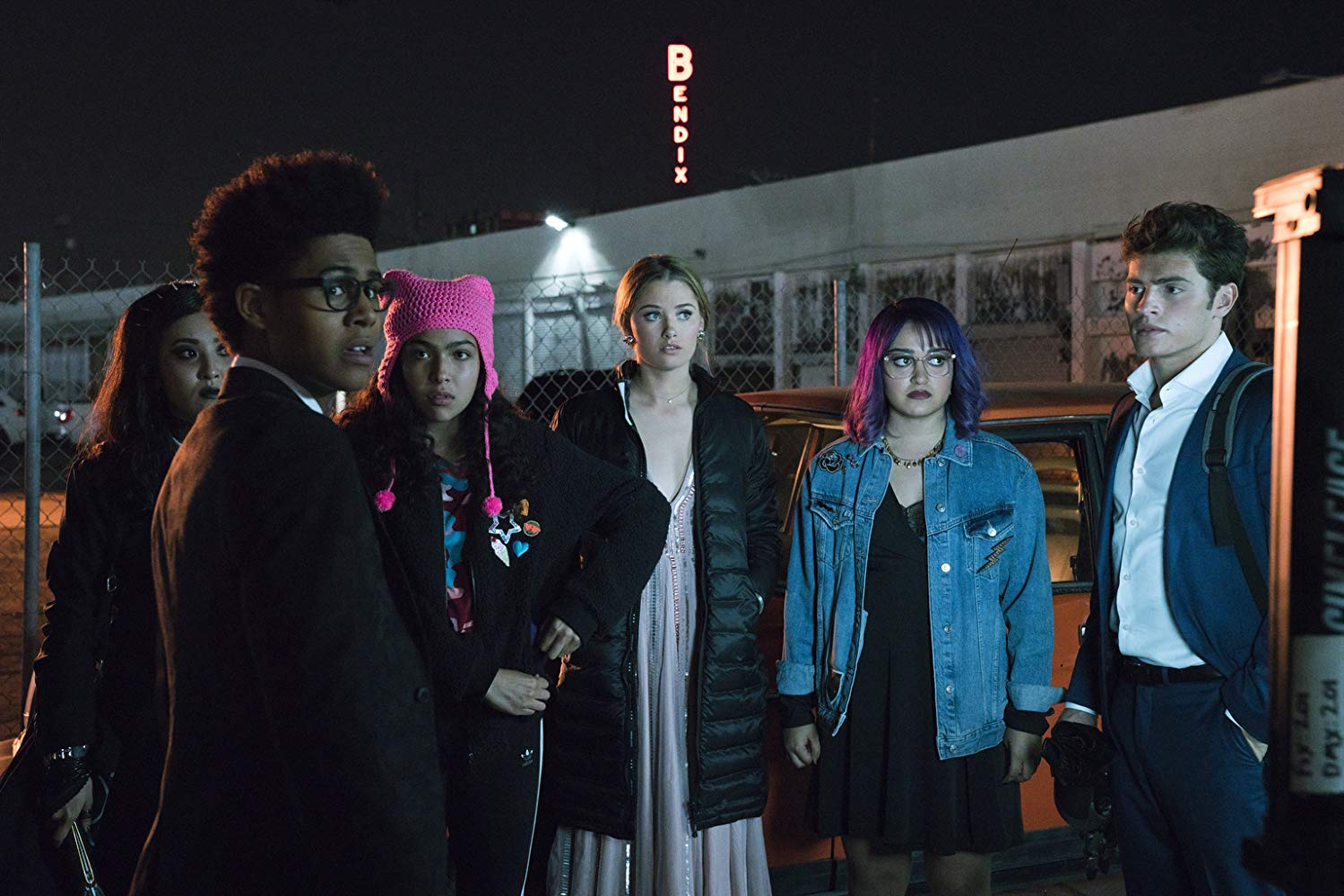 Marvel's Runaways Season 1 9