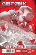 Scarlet Spiders Vol 1 2