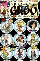 Sergio Aragonés Groo the Wanderer Vol 1 93