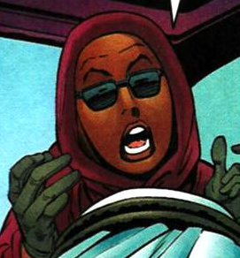 Shanaz Chaliz (Earth-616)