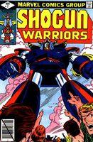 Shogun Warriors Vol 1 7