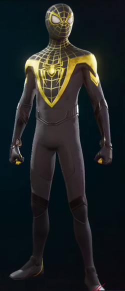 Spider-Man's Uptown Pride Suit from Marvel's Spider-Man Miles Morales.png