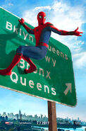 Spider-Man Homecoming poster 003