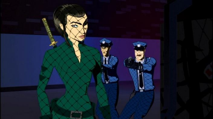 Spider-Man: The New Animated Series Season 1 4
