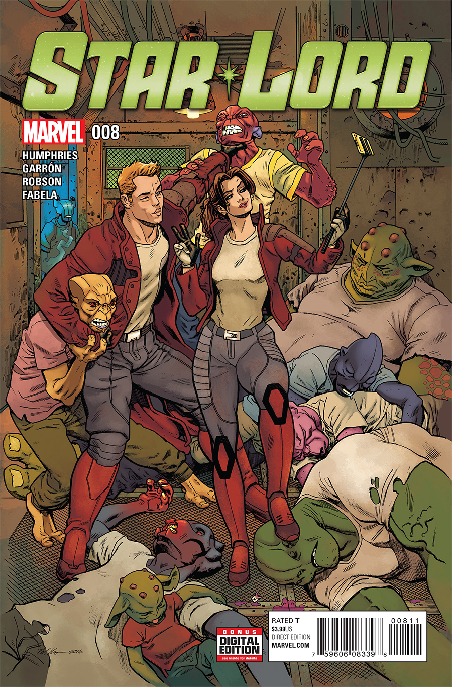 Star-Lord Vol 1 8