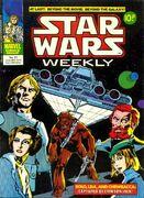 Star Wars Weekly (UK) Vol 1 21