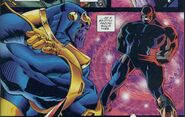 Thanos (Earth-616) from Marvel Versus DC Vol 1 2 002