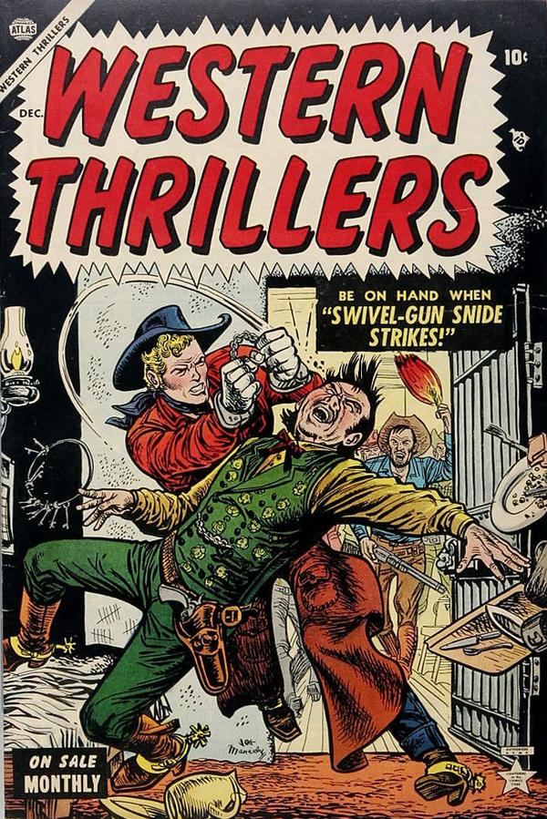 Western Thrillers Vol 1 2