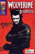 Wolverine and Deadpool Vol 1 121