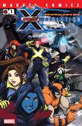 X-Men Evolution Vol 1 1