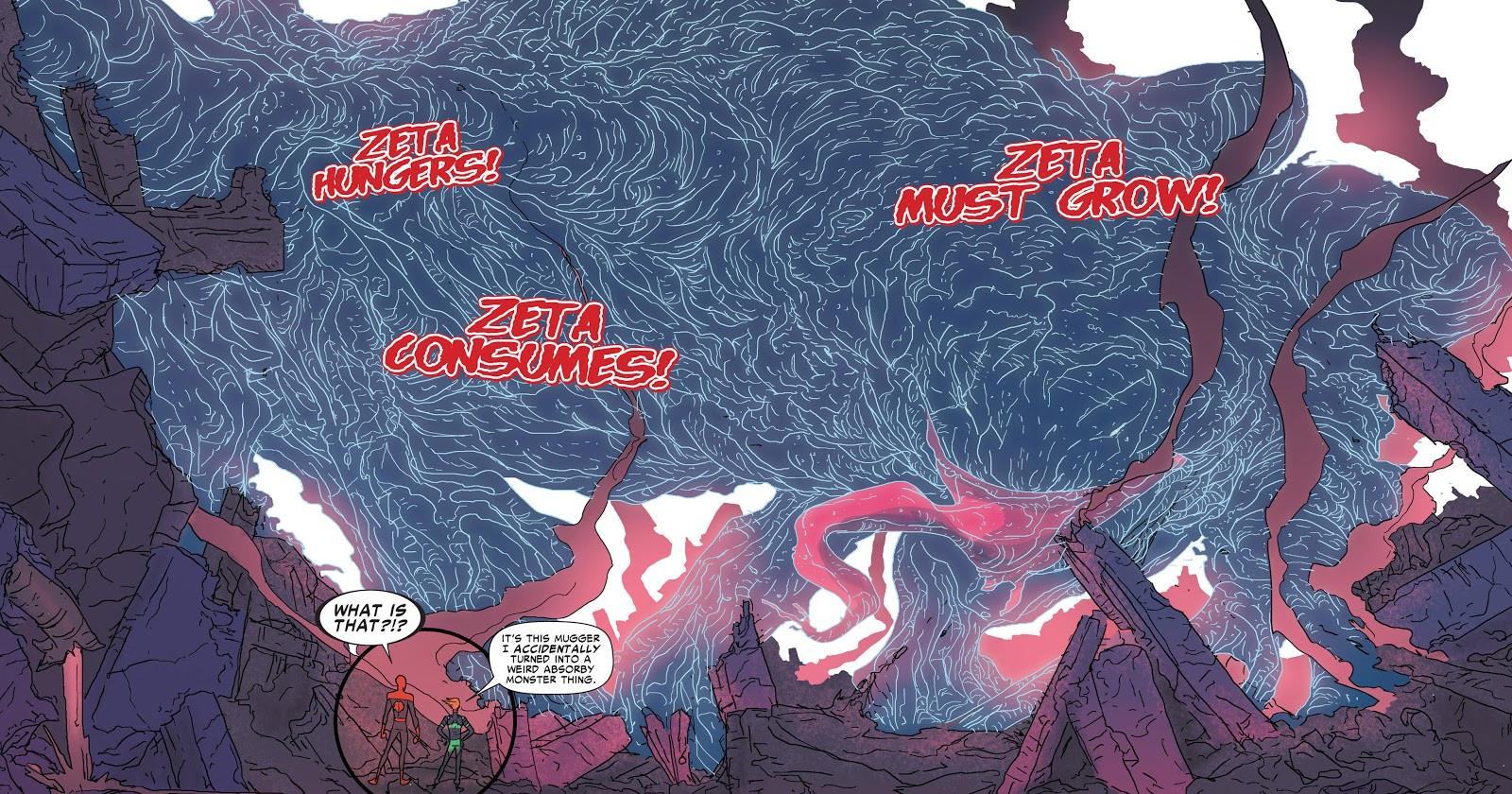 Zeta (Mugger) (Earth-616)