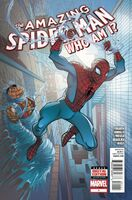 Amazing Spider-Man Who Am I? Vol 1 1