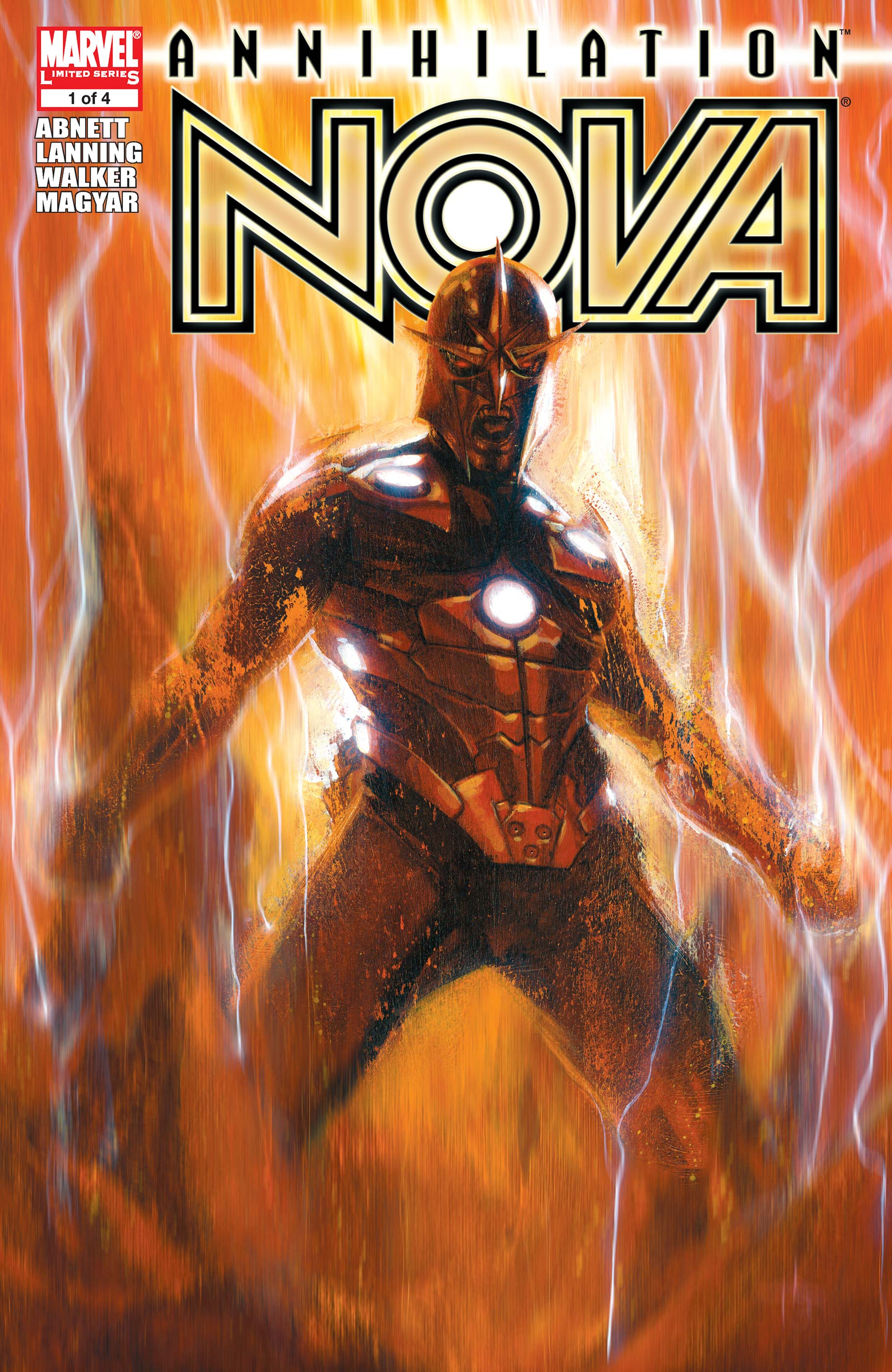 Annihilation: Nova Vol 1 1