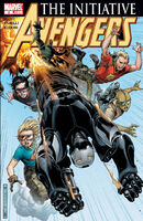 Avengers The Initiative Vol 1 2