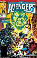 Avengers Vol 1 295