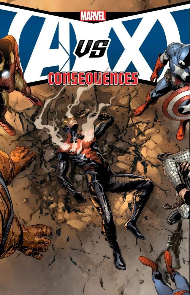 Avengers vs. X-Men: Consequences TPB Vol 1