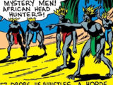 Bird-Men (African Tribe) (Earth-616)