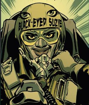 Black Eyed Suzie (Earth-31333)