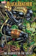 Black Panther Shuri - Deadliest of the Species TPB Vol 1 1