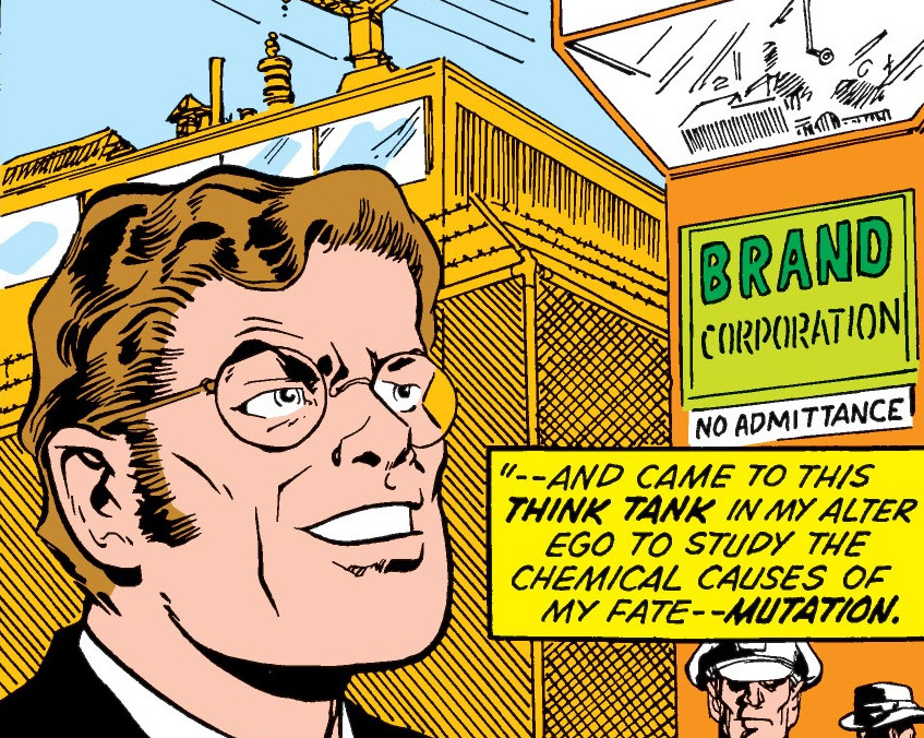 Brand Corporation (Earth-616)