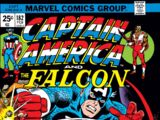 Captain America Vol 1 182