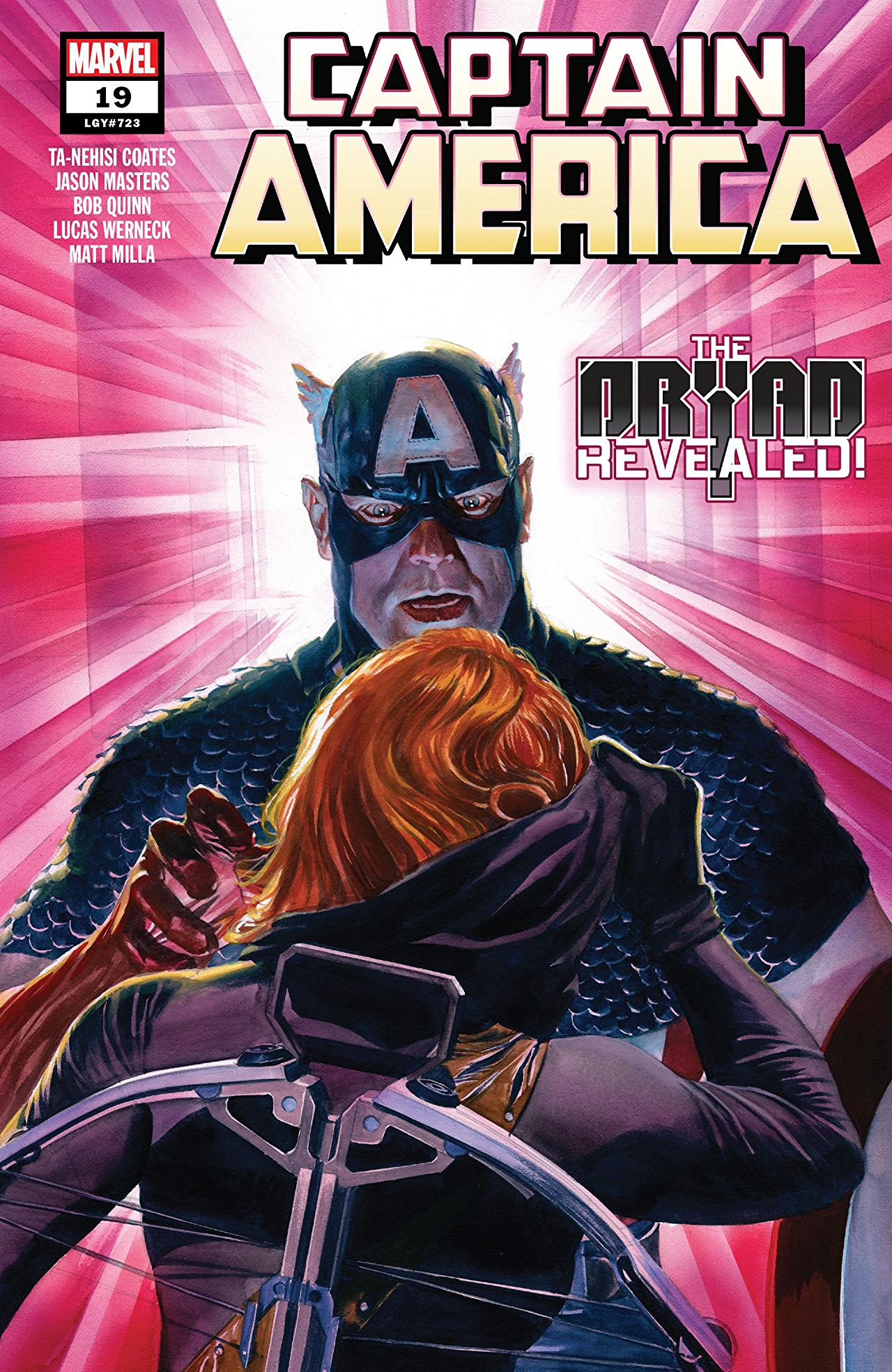 Captain America Vol 9 19