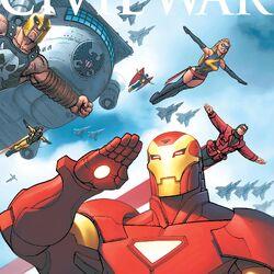 Civil War: Battle Damage Report Vol 1 1