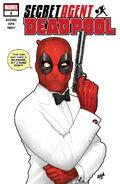Deadpool Secret Agent Deadpool Vol 1 1