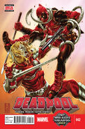 Deadpool Vol 5 42
