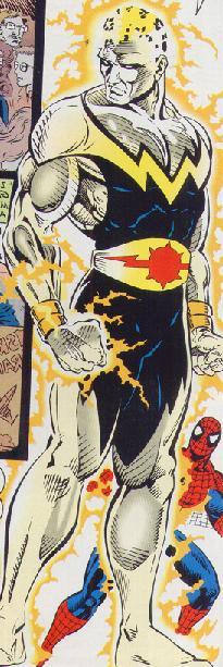 Dirk Leydon (Earth-616)