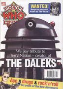 Doctor Who Magazine Vol 1 252