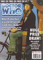 Doctor Who Magazine Vol 1 279