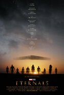 Eternals (film) poster 001
